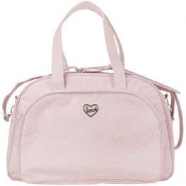 Bolso Mat+Cam Biscuit Rosa