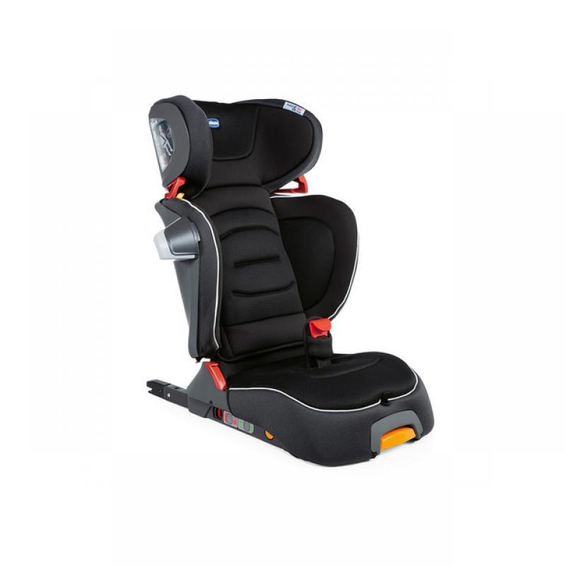 Silla Auto Fold&go I Size Jet Black