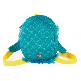 Mochila Walking Mum Pez Azul de Guarderia