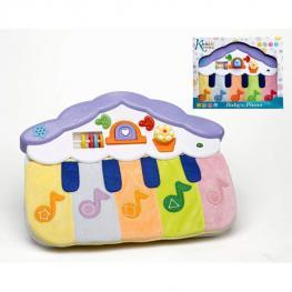 Piano Musical Peluche  Tienda