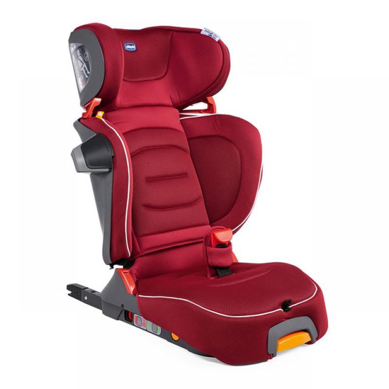 Silla Auto Fold&go I Size Red Passi