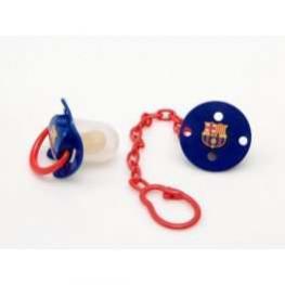 Chupete+Broche Futbol  Tienda