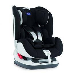 Silla Auto Seat Up 0-1-2 Black