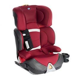 Silla Auto Oasys 2-3 Fixplus Evo Red