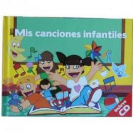 Mis Canciones Infantiles (Libro + Cd)
