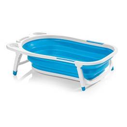 Bañera Plegable Azul Ms
