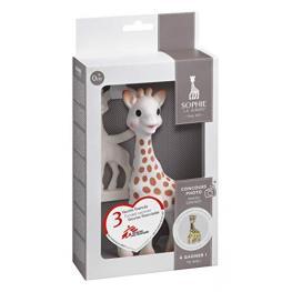 Set Sophie Girafe+Anillo