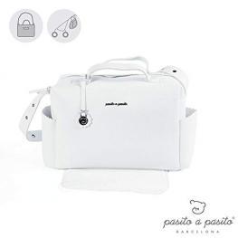 Bolso Canastilla White
