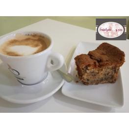 Café Con Leche + Bizcocho de Naranja