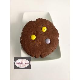 Cookie Chocolate y Lacasitos