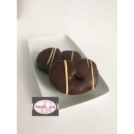 Palmeritas Chocolate y Naranja +-65Gr