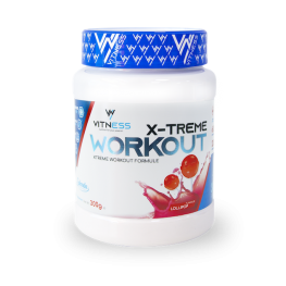 Vitness X-Treme Workout 300Gr Piruleta