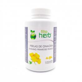 Aceite de Onagra 100 Perlas Fito Herb
