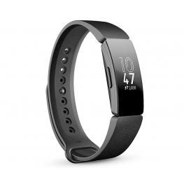 Fitbit Inspire Negra Pulsera de Actividad Con Pantalla Oled Táctil y Correa Negra - Fb412Bkbk Inspire