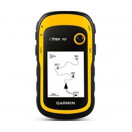 Garmin Etrex 10 Gps Ideal Para Trekking y Excursionismo - Etrex 10