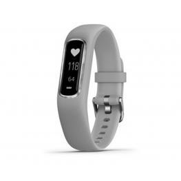 Garmin Vivosmart 4 Gris Talla S/m Pulsera Monitor de Actividad Inteligente - Vivosmart 4 Gris Talla S/m