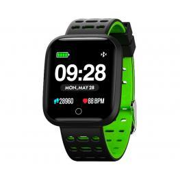 Innjoo Verde Sportwatch Tft 1.33'' Reloj Inteligente Deportivo Bluetooth - Sportwatch Green