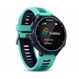 Garmin Forerunner 735Xt Turquesa/azul Reloj Multideporte Gps Glonass Monitor de Frecuencia Cardíaca 5 Atm - Forerunner 735Xt Turquesa/azul