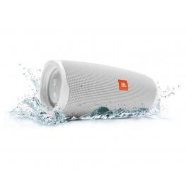 Jbl Charge 4 Blanco Altavoz Inalámbrico Portátil 30W Bluetooth Impermeable Ipx7 - Charge 4 White
