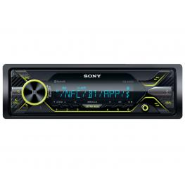 Sony Dsx-A416Bt Receptor Multimedia Para Coche Con Bluetooth Nfc 4X55W Pantalla Lcd Extrabass Control Por Voz Usb Aux - Dsx-A416Bt