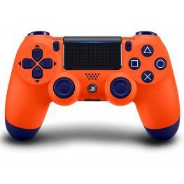 Sony Dualshock 4 Version 2 Naranja Puesta de Sol Mando Inalámbrico Para Ps4 - Ds4 V2 Sunset Orange
