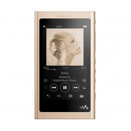 Sony Nw-A55L Beige Walkman 16Gb Táctil 3.1'' Reproductor Hi Res Nfc Bluetooth - Nw-A55L Beige