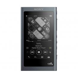 Sony Nw-A55L Negro Walkman 16Gb Táctil 3.1'' Reproductor Hi Res Nfc Bluetooth - Nw-A55L Black