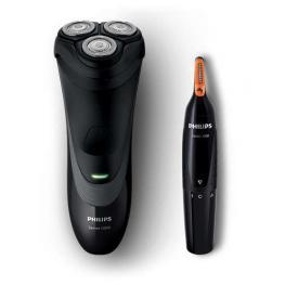 Afeitadora Philips Serie 1000 S1520 + Lapiz Nt1150