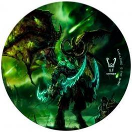 Alfombrilla Woxter Stinger Floorpad Verde