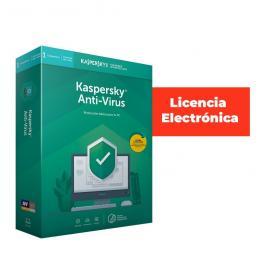 Antivirus Esd Kaspersky 5 Usuario Lic Electro
