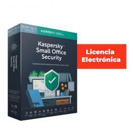 Antivirus Esd Kaspersky Small Office 1Ser+5 Licenc