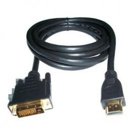 Cable 3Go Dvi-M-Hdmi-M 1.8M (24+5) Blister