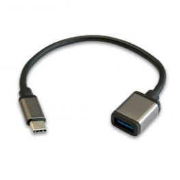 Cable 3Go Otg Usb-Ah A Type-C 3.0 20Cm 32+24 Ap+Al