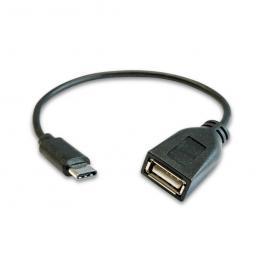 Cable 3Go Otg Usb-Ah A Usb-C 2.0 20Cm 28+24 Apant