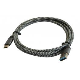 Cable 3Go Usb-A A Type-C 3.0 1,2M