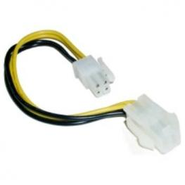 Cable Alimentación Interno 4Pin-M-4Pin-H Cuadrado