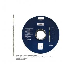 Cable Antena Bobina 100M Coaxial 75Oh Hq