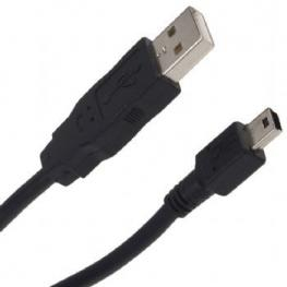 Cable Equip Usb 2.0 A-Mini Usb (5 Pin) 1.8M