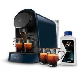 Cafetera Philips L`or Barista Lm8012 Azul+ Vasos