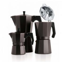 Cafetera Taurus Italica Elegance Aluminio 6T