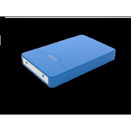 Caja Externa Hdd 2.5 Sata-Usb 3.0 Approx Azul