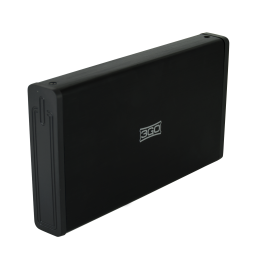 Caja Externa Hdd 3.5 Sata-Usb 3.0 3Go Negra