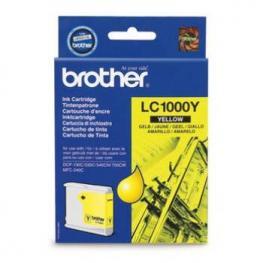Cartucho Brother Dcp130C-330C Amarillo