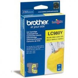 Cartucho Brother Dcp145-165-255-375 Amarillo