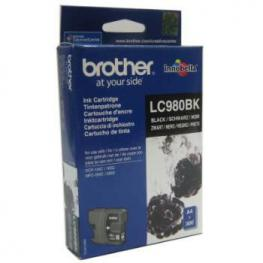 Cartucho Brother Dcp145-165-255-375 Negro