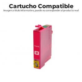 Cartucho Compatible Con Epson T02W3 502Xl Magenta