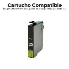 Cartucho Compatible Con Hp 901Xl Cc654Ae Negro