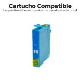 Cartucho Compatible Con Hp 940Xl C4907Ae Cian