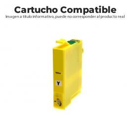 Cartucho Compatible Epson 27Xl Amarillo Wf3620Ss