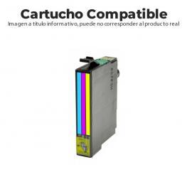 Cartucho Compatible Hp 62 C2P06Ae Tricolor